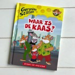 Remy leest: Waar is de kaas? - Geronimo Stilton (AVI Start/M3)