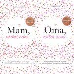 Moederdag winactie: Mam, vertel eens & Oma, vertel eens - Elma van Vliet