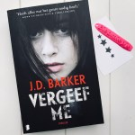 Vergeef me - J.D. Barker
