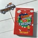 Remy leest: De superwonderlijke reis van Freddie - Jenny Pearson