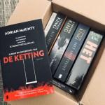 Biebmiepje ruimt weer op: winactie #3 Stephen King