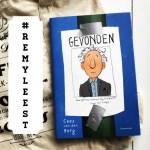Remy leest: Gevonden - Cees van den Berg