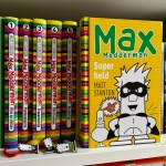 Remy leest: Max Modderman 6: Superheld – Matt Stanton