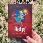 Blogtour: Help! Het spookt hier! - Inge Bergh & Richard Verschraagen