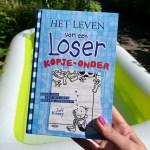 Remy leest: Het leven van een loser 15: Kopje-onder - Jeff Kinney