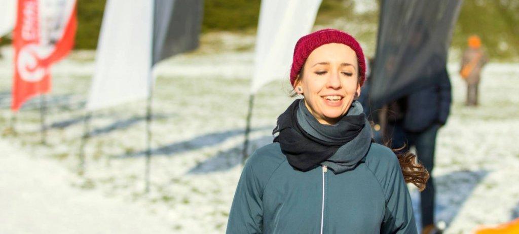 obrobiony Endu Winter Run