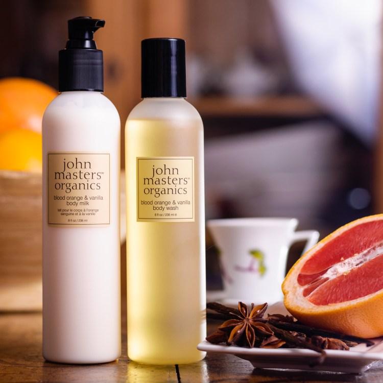 John Masters Organics Blood Orange And Vanillia