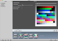 i1 Profiler - wybór małej próbki (118) kolorów