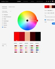Kolory zezdjęcia 2 nakole kolorów
