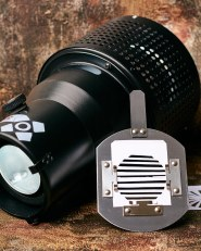Quadralite Spot SN-5000 iDIY gobo zkartonu