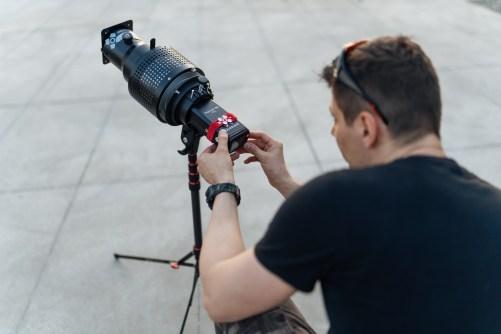 Reporter 200 TTL wrzutniku SN-5000