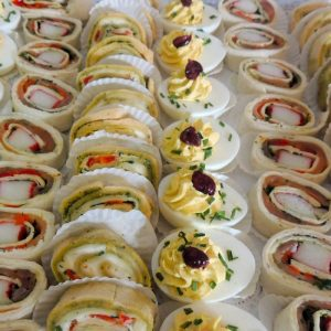 hapjes buffet catering