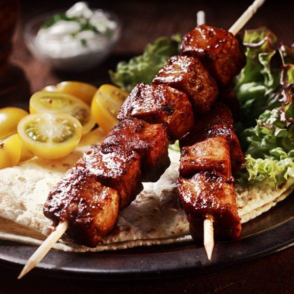 biefstukspies barbecue
