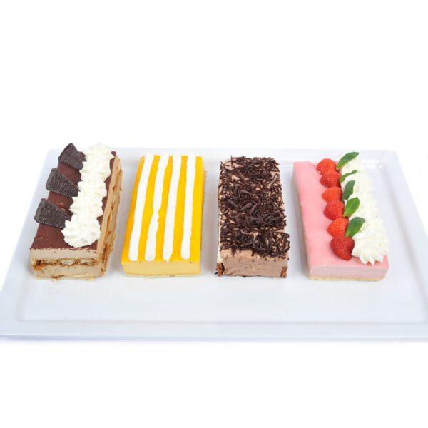 Bavarois dessert Napoli