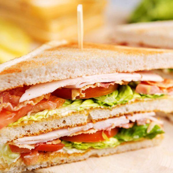 lunch buffet broodje gezond