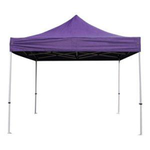 Tent van 3 bij 4,5 meter