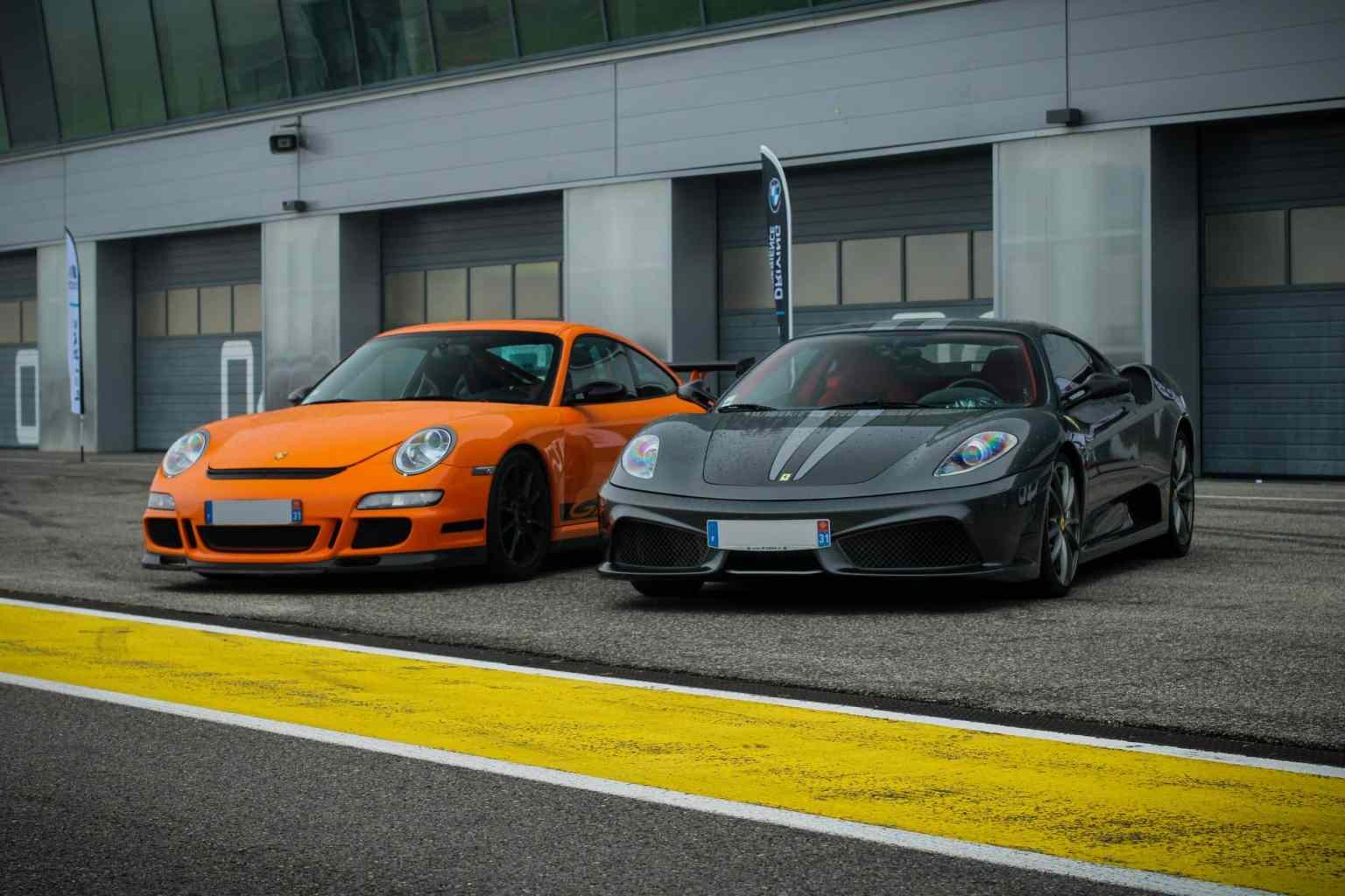 430 scuderia VS GT3 RS