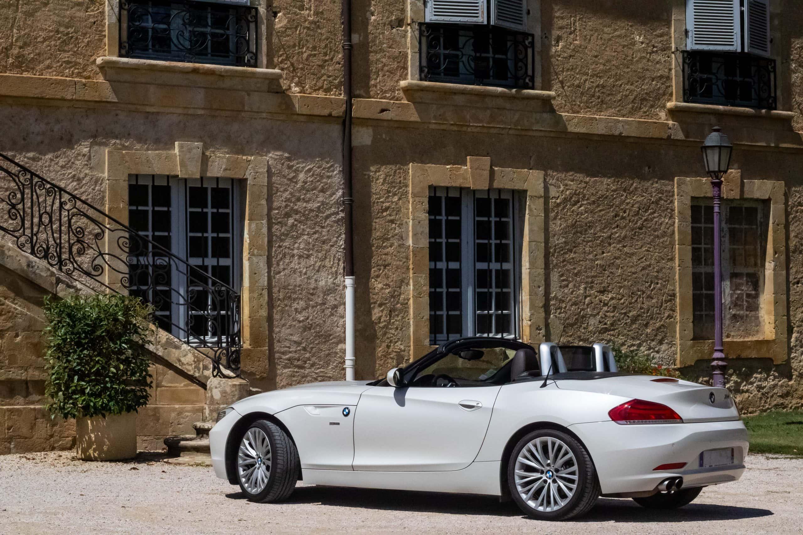 BMW Z4 28i profil