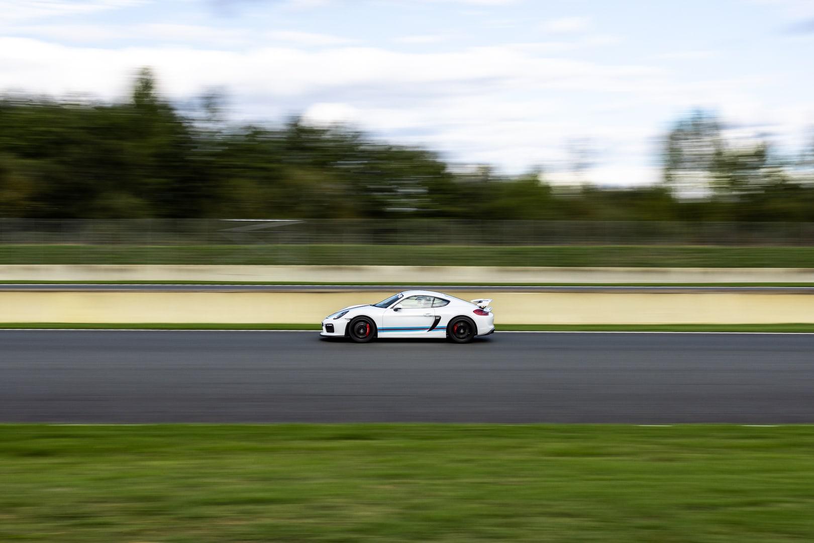 Porsche cayman circuit