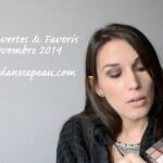 Découvertes et favoris de novembre 2014 – Concours Stella & Dot