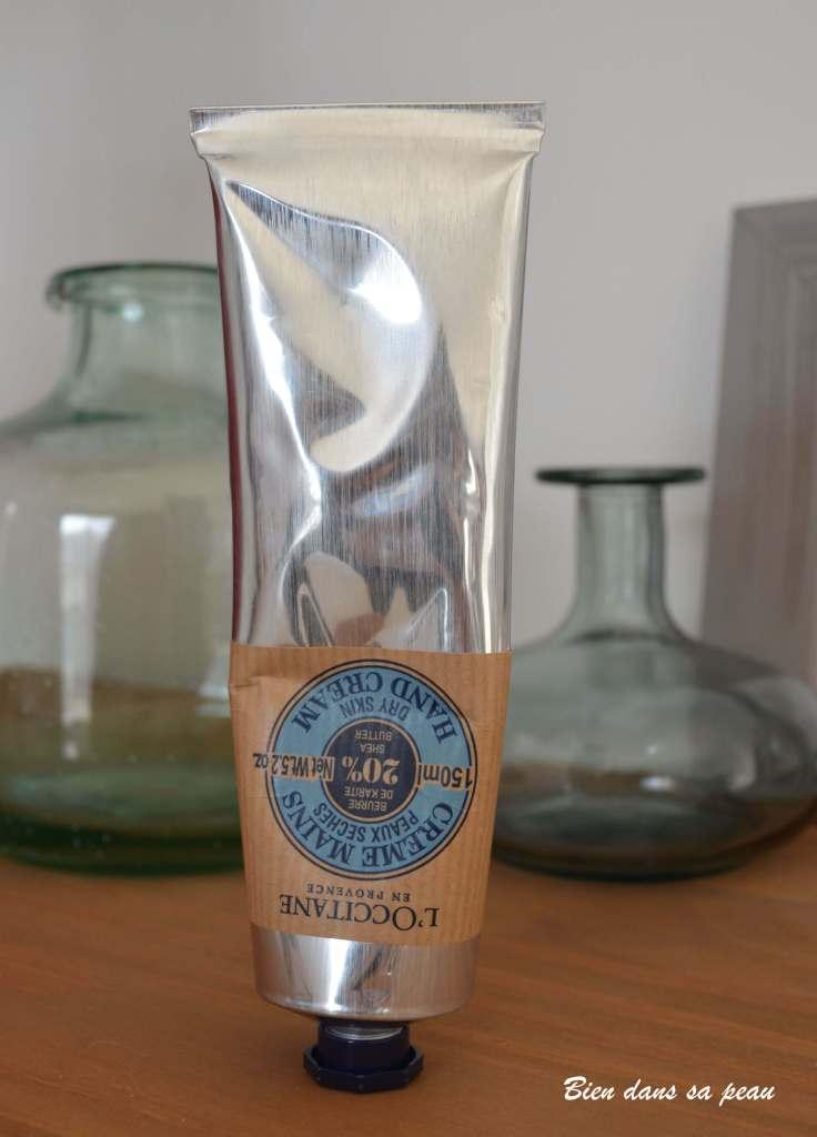 L'Occitane-crème-mains-peaux-sèches-karité