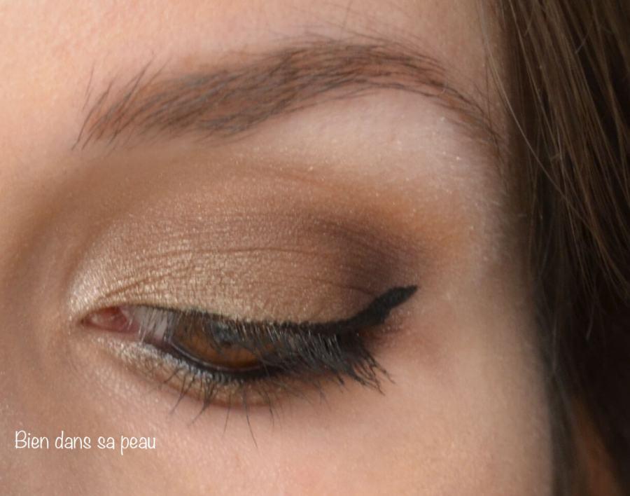 maquillage neutre palette sleek makeup au naturel 601 revue bien dans sa peau 4. Black Bedroom Furniture Sets. Home Design Ideas