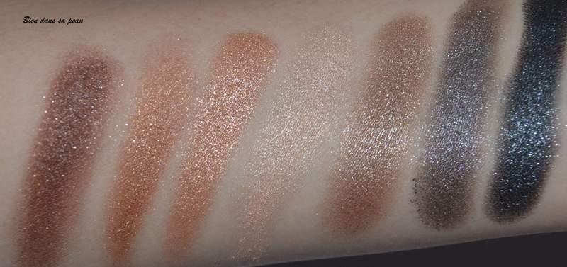 maquillage-revue-palette-smashbox-full-exposure-blog-swatches