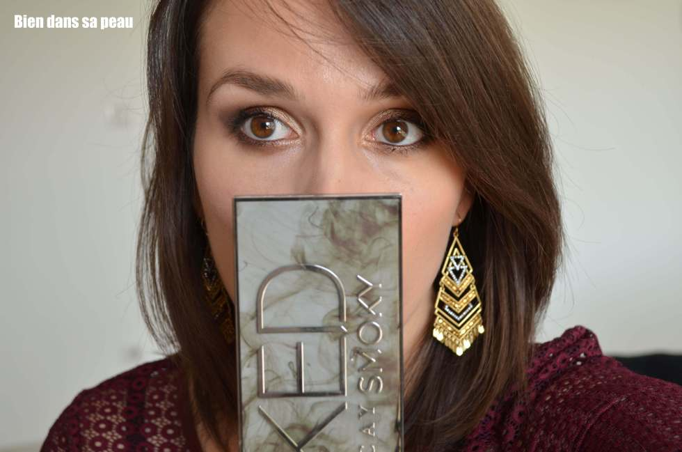 Palette Naked Smoky Urban Decay