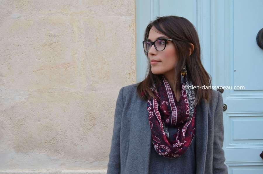 foulard-tube-infini-reversible-boucles-oreilles-rachel-stella-dot