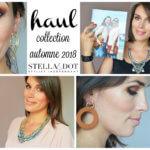 Haul collection automne 2018 Stella & dot