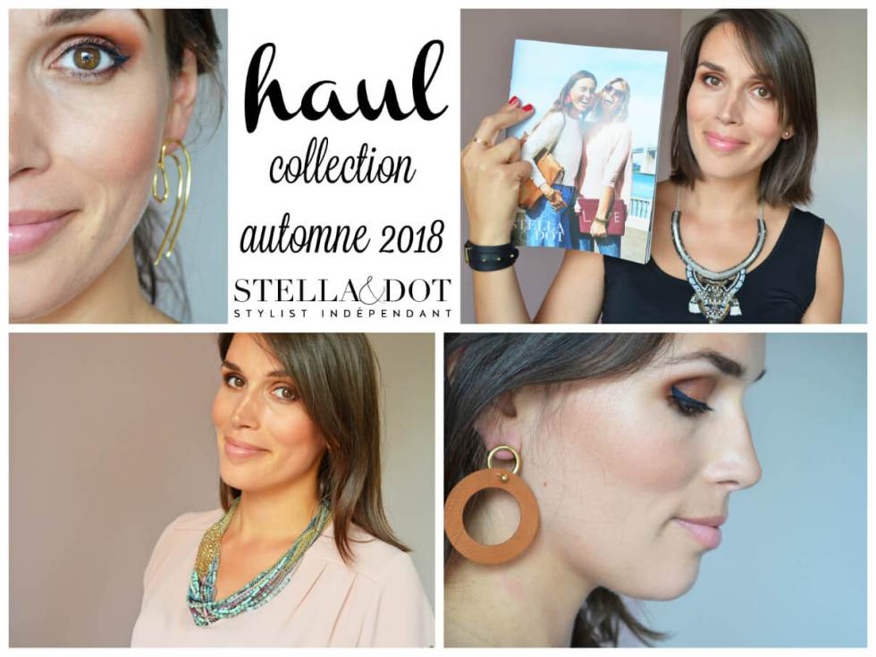 collection automne 2018 Stella & dot