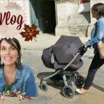 Vlog – maquillage minimaliste, sac à langer et virée sur La Rochelle