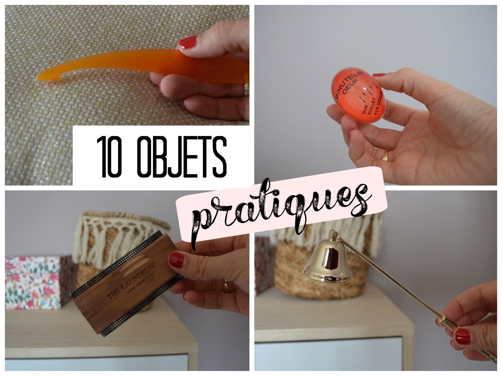 objets pratiques