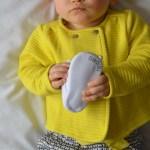 Juliette a 8 mois, Maman remplie d'émoi