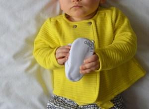 Juliette a 8 mois