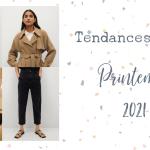 Tendances mode printemps 2021