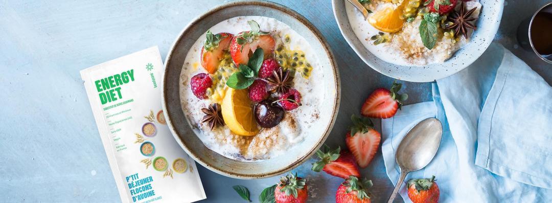 repas équilibrés pour un rééquilibrage alimentaire gourmand