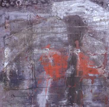 Jonh Lavelle 1995 S/ TÍTULO 180 x 182 cm Óleo s/ Tela