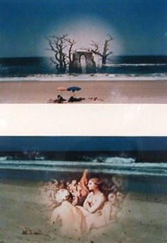 Eduardo Nery 1982 TRANSMUTAÇÃO DA IMAGEM I Fotografia 83 x 61 cm