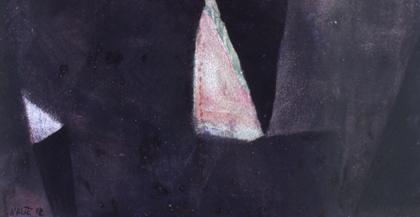 Miguel D'Alte, 1982 S/ TÍTULO Acrílico s/ Madeira 54 x 107 cm