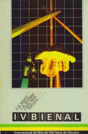 Catálogo Bienal IV