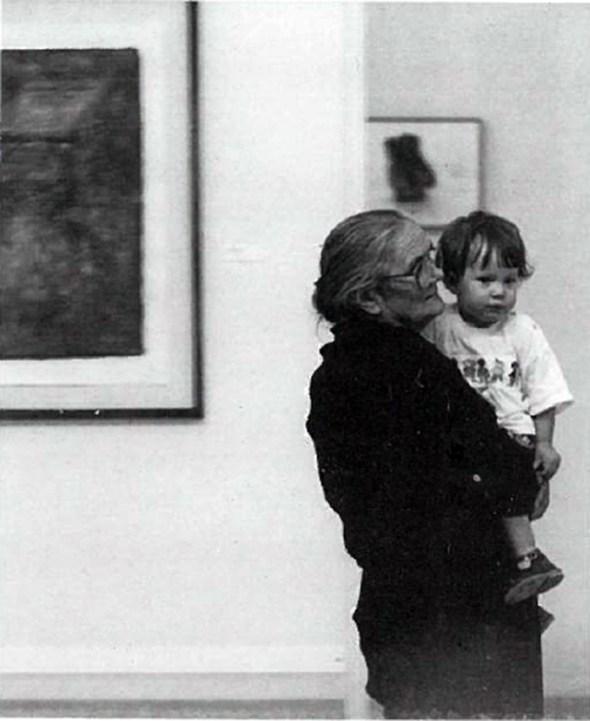 Visita à Bienal - VII Bienal, 1992