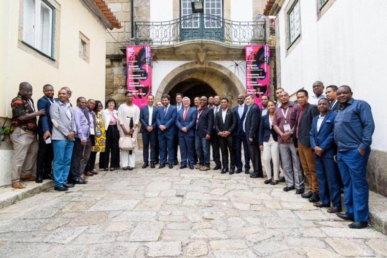 Visita do Ministro da Educação, Tiago Brandão Rodrigues, e de ministros, vice-ministros e secretários de estado de Juventude e do Desporto dos 9 países membros da CPLP