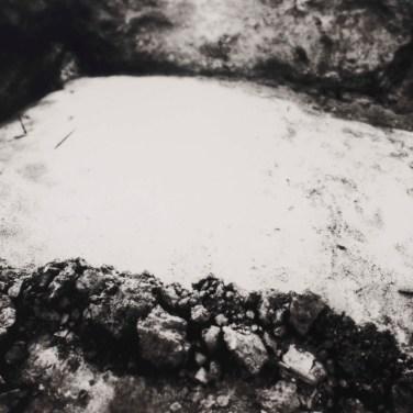 Samuel Rama (PT) Escavação #12, 2009 Impressão jacto de tinta sobre papel 98 x 124 cm Prémio Aquisição Câmara Municipal de Vila Nova de Cerveira na XV Bienal Internacional de Arte de Cerveira, realizada de 25 de julho a 27 de setembro de 2009.