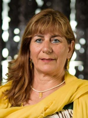 Vice-presidente - Maria Margarida da Rocha Barbosa