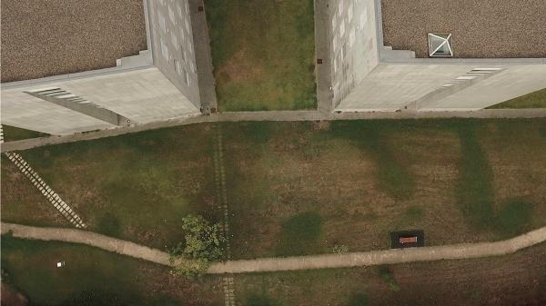 """JOÃO LEAL (PT) """"WHERE AM I"""", 2016 vídeo 5'37' LOCAL: Castelo de Cerveira (Bloco A)"""