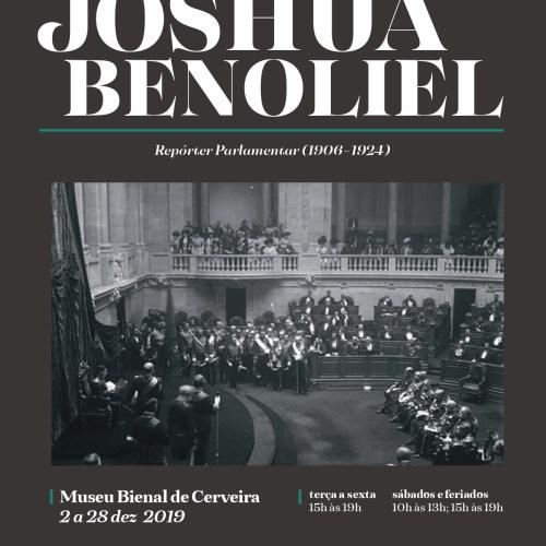 Joshua Benoliel. Repórter Parlamentar 1906-1924