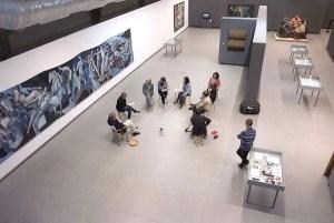 """Workshops """"Recontar a Bienal"""", 2018"""