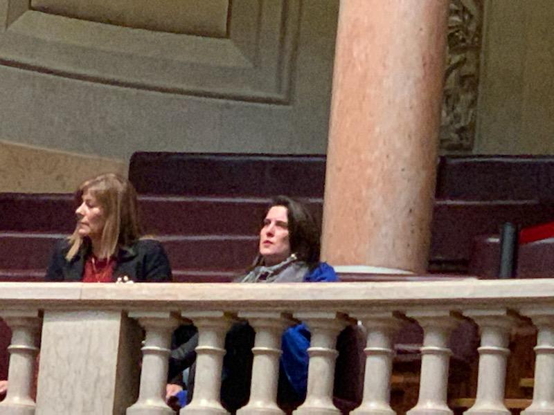 Debate Temático sobre Apoio às Artes no plenário da Assembleia da República, 2019