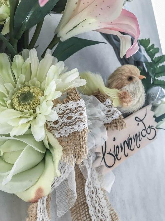 DIY-Türkranz-Sommer-Blumen-Bienchen35